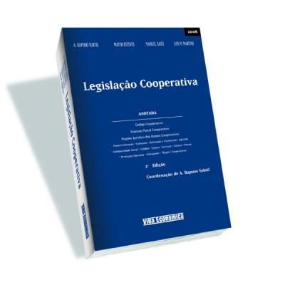 Legislaçao Cooperativa 2ª Edição