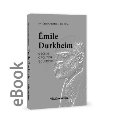 Epub - ÉMILE DURKHEIM - o social, o político e o jurídico
