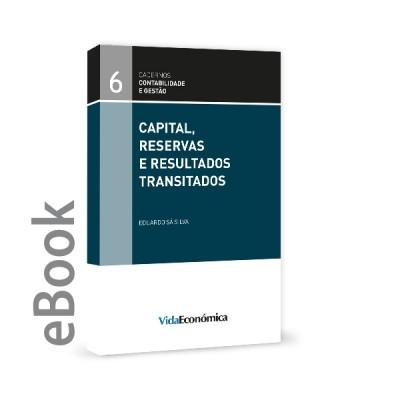 Ebook - Capital, Reservas e Resultados Transitados
