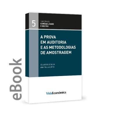 Ebook - A Prova em Auditoria e as Metodologias de Amostragem