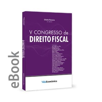 Ebook - V Congresso Direito Fiscal