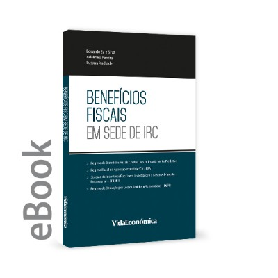 Ebook - Benefícios Fiscais em sede de IRC