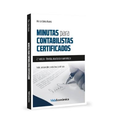 Minutas para Contabilistas Certificados 2ª Edição