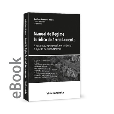 Ebook - Manual do Regime Jurídico do Arrendamento