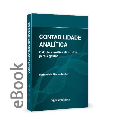 Ebook - Contabilidade Analítica - Cálculo e análise de custos para a gestão
