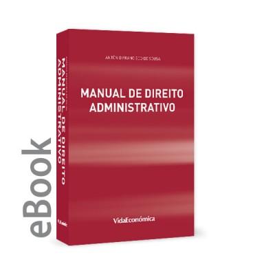 Ebook - Manual do Direito Administrativo