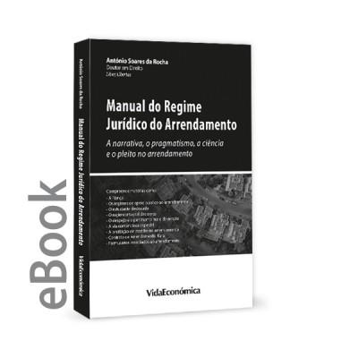 Epub - Manual do Regime Jurídico do Arrendamento