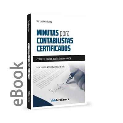 Epub - Minutas para Contabilistas Certificados 2ª Edição