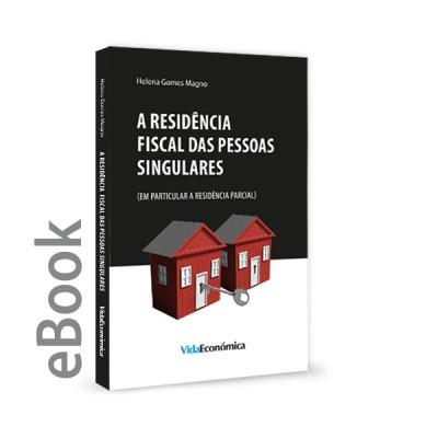 Epub - A Residência Fiscal das Pessoas Singulares