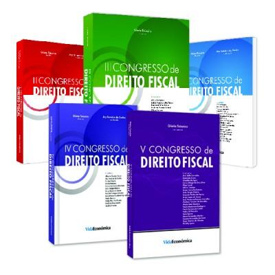 Pack Congresso Direito Fiscal