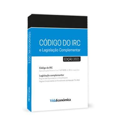 Código do IRC 2021