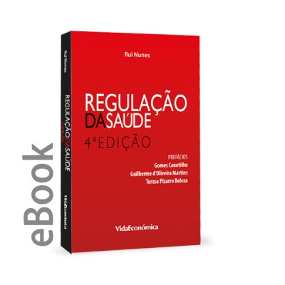 Ebook - Regulação da Saúde 4ª Edição (revista)