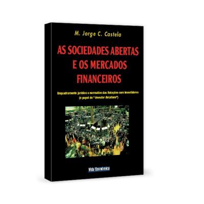 As Sociedades Abertas e os Mercados Financeiros