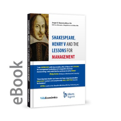 Ebook - Shakespeare, Henry V And The Lessons For Management