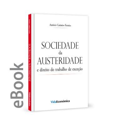 Ebook - Sociedade da Austeridade e direito do trabalho de exceção