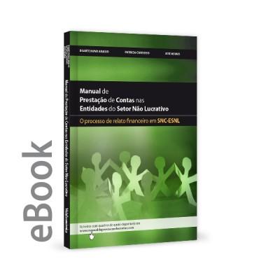 Ebook - Manual de Prestação de Contas nas Entidades do setor não Lucrativo