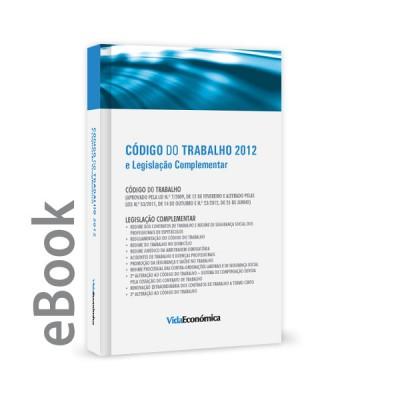 Ebook - Codigo Trabalho e Leg. Complementar 4ª Ed. (Bolso) 2012