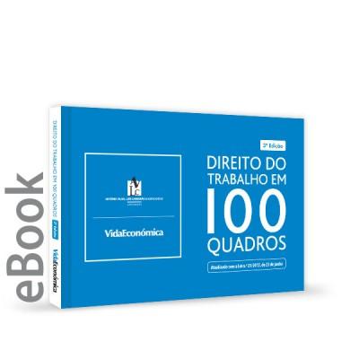 Ebook - Direito do trabalho em 100 quadros - 3ª Edição