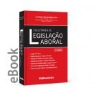 Ebook - Colectânea de Legislação Laboral (3ª Edição)
