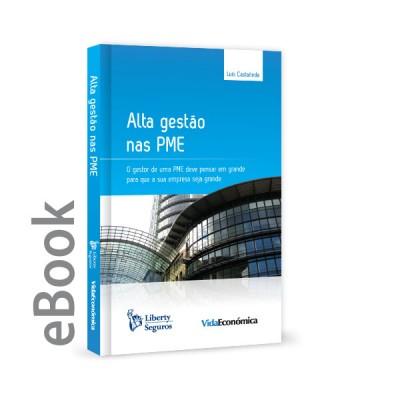 Ebook - Alta Gestão nas PME