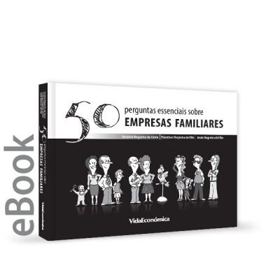 Ebook - 50 Perguntas Essenciais Sobre Empresas Familiares