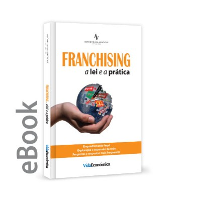 Ebook - Franchising - a lei e a prática