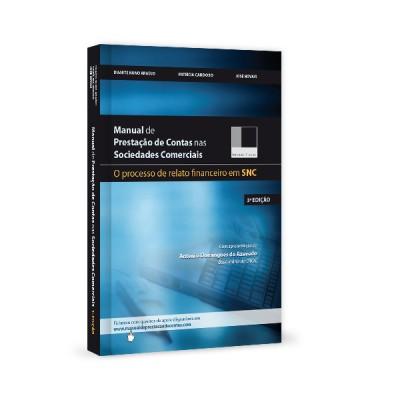 Manual de Prestação de Contas nas Sociedades Comerciais - 3ª Edição