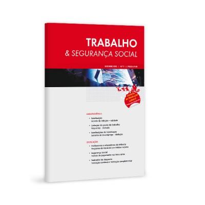 Trabalho & Segurança Social - Papel + Internet
