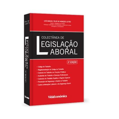 Colectânea de Legislação Laboral (3ª Edição)