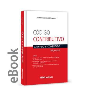 Ebook - Código Contributivo-Anotado e Comentado (4ª Edição)