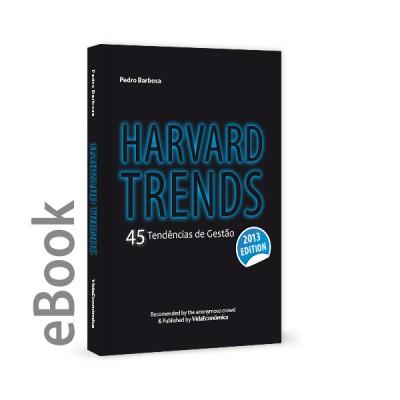 Ebook - Harvard Trends - 45 Tendências de Gestão
