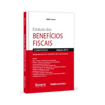 Estatuto dos benefícios Fiscais - comentado
